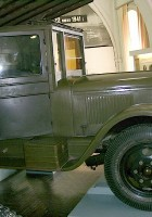 BM-13 Katioucha - Spaziergang Rund um
