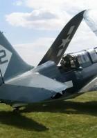 Curtiss SB2C-5 Helldiver vol2 - WalkAround