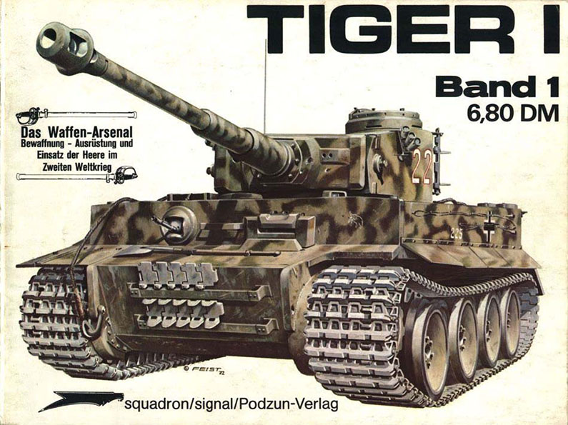 Das waffen arsenal 001 - Tiger And