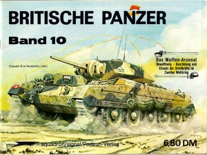 The arsenal of weapons 010 - British tanks