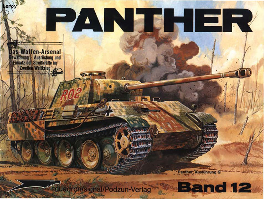 Den arsenal av vapen 012 - Panther