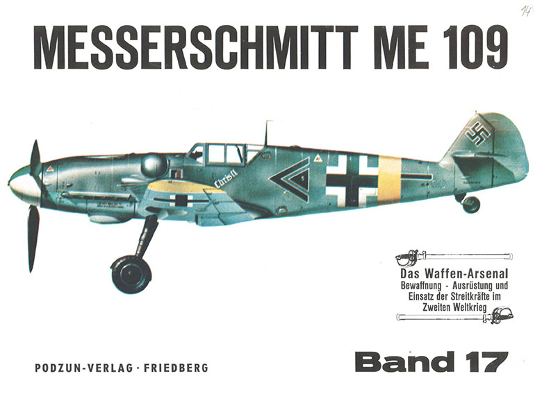 The arsenal of weapons 017 - Me 109