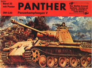 Das waffen arsenaal 033 - PzKpfw V Panther