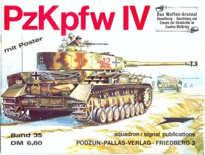 El arsenal de armas 035 - PzKpfw IV