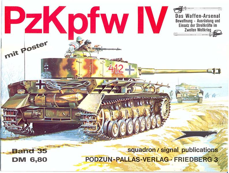 Den arsenal av vapen 035 - PzKpfw IV