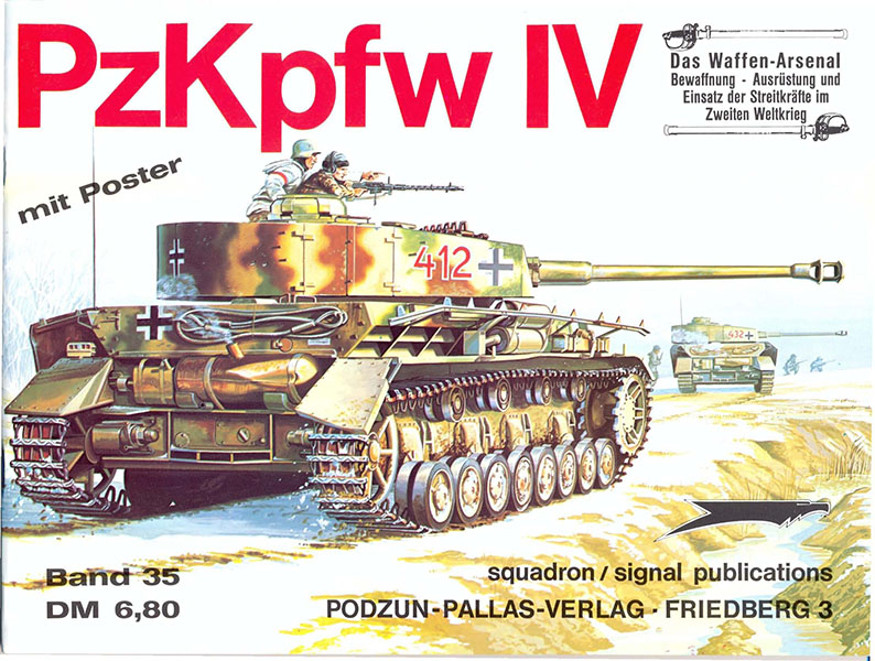 Das organizácie waffen arsenal 035 - PzKpfw IV