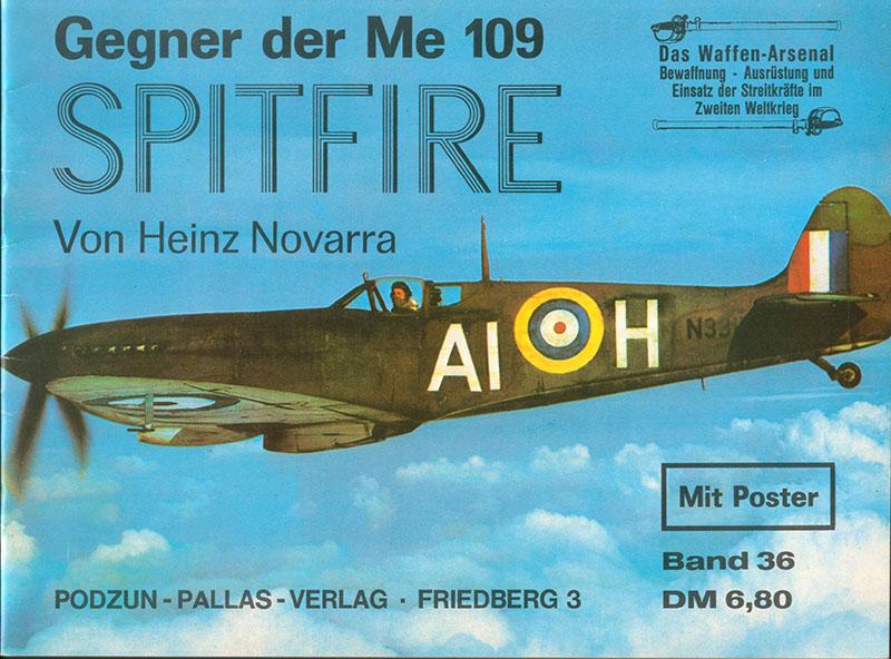 Das organizácie waffen arsenal 036 - Spitfire