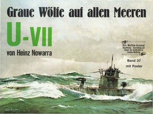 Das waffen arsenal 037 - Submarine Uboat U-VII