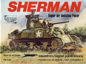 Zbraně arzenál 045 Sherman