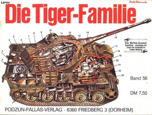 Tiger perhe - Waffen Arsenal 056