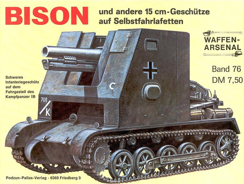 Das-waffen-arsenal 076-Bison und andere 15cm