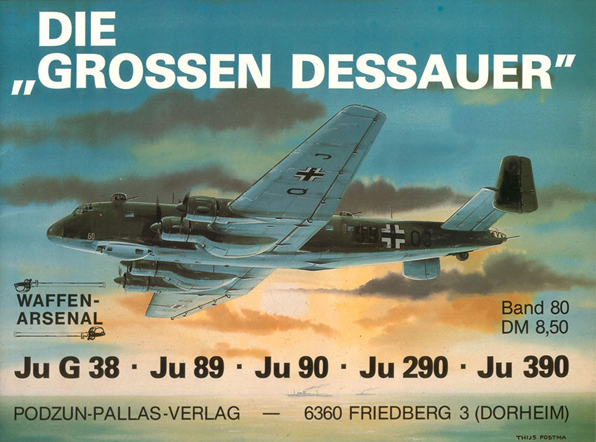 Das organizácie waffen arsenal 080 - Die großen Dessauer