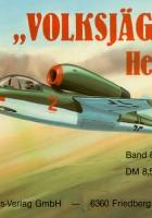 Arzenal orožja 085 - Heinkel Je 162