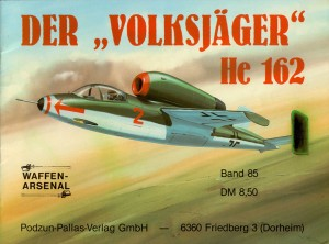 Το οπλοστάσιο των όπλων 085 - Heinkel He 162
