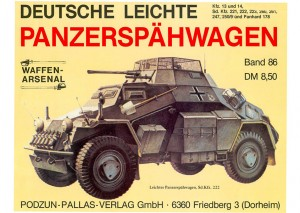 Das waffen arsenal 086 - Deutsche Leichte Panzerspahwagen