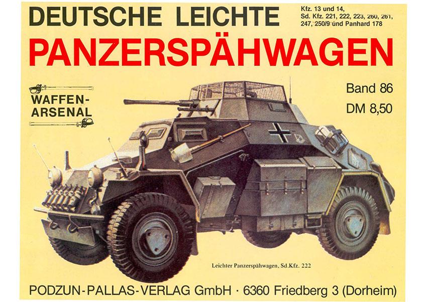Ginklų arsenalą 086 - vokietijos tanketės spahwagen