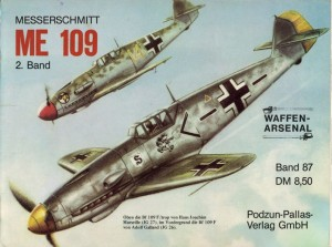 Арсенал зброї 087 - Messerschmitt Me 109 pt