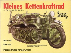 Das organizácie waffen arsenal 088 - Kleines Kettenkraftrad