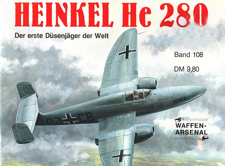 Het arsenaal van wapens 108 - Luchtvaart He280