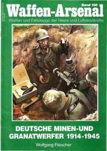 Det arsenal af våben 150 - tyske miner og morterer 1914-1945