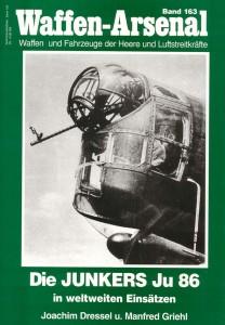 Das waffen arsenal 163 - Junkers Ju-86