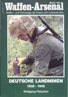 Das waffen arsenal 164 - Deutsche Landminen 1935-1945