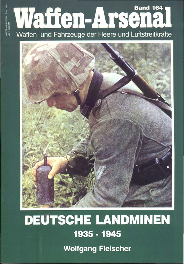 Waffen arsenalen 164 - Tyska landminor 1935-1945