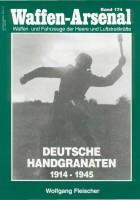 Арсенал от оръжия 174 - немски гранати 1914-1945