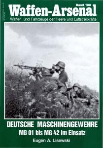 Metralhadora MG01 - MG42 - Arsenal de armas 180