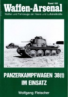 A fegyverarzenál 181 - Panzerkampfwagen 38(t)