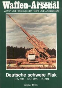 El arsenal de armas SH015 - Alemán pesado Antiaéreo