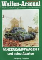 Armi-Arsenal volume speciale S-48 - Panzer I e la sua Varietà