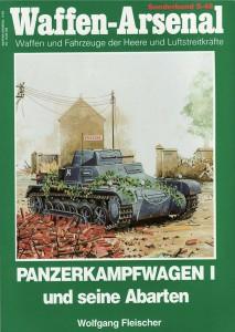 Зброя-Арсенал спеціальною стрічкою S-48 - Panzerkampfwagen I і його різновиди