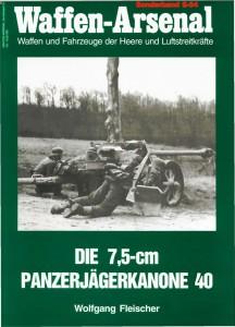 Waffen-Arsenal Sonderband S-54 - Die 7,5-cm Panzerkanone