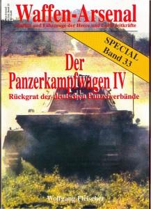 Das waffen arsenal SP033 - Der Panzerkampfwagen IV