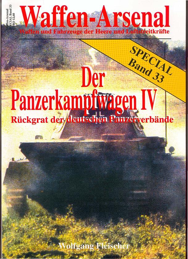 Arzenál zbraní SP033 - Panzerkampfwagen IV
