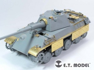 E.T.MODEL E35-117 - WWII German Panther II