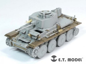 E. T. MODELL E35-130 - Pz.Kpfw.38(t)