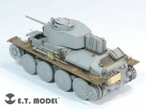 E. T. MODÈLE E35-130 - Pz.Kpfw.38(t)