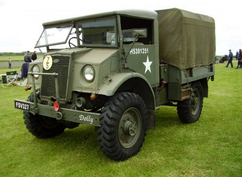Ford CMP 5cwt 4x4 GS
