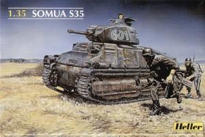 Somua S-35 - Heller 81134