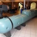 Italian Two Man Human Torpedo