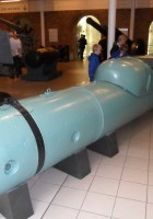 Italian Two Man Human Torpedo