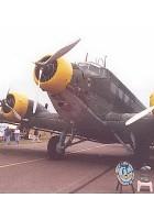 Junkers Ju-52 Tante Ju - Chodiť