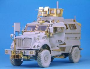 4×4 MRAP Kuorma Koko pakki - Legenda LF1235