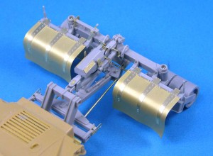 Kit résine - SPARK Mine Roller for Humvee - Legend LF1246