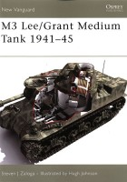 M3 Lee-Grant Medium Tank 1941-45 - NEW VANGUARD 113