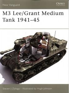 Nuevo-Vanguardia-113-M3-Lee-Grant-Medio-Tanque-1941-45
