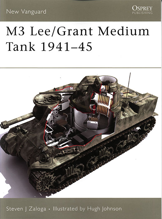 Nya Vanguard-113-M3-Lee-Grant-Medium-Tank-1941-45