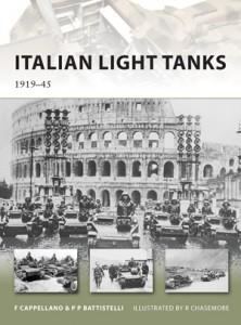Italian Light Tanks 1919-45 - NEW VANGUARD 191New Vanguard 191